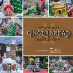 10th Annual Gingerbread Build-Off