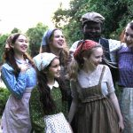 Fiddler on the Roof, JR. at Inspiration Stage