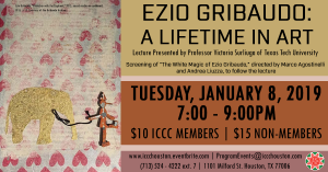 Ezio Gribaudo: A Lifetime in Art