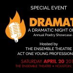 Dramatry: A Night of Dramatic Poetry