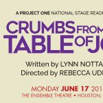 "Celebrating the Creative Journey: ""Crumbs From the Table of Joy"""