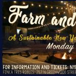 Farm & Firelight: A Sustainable New Year's Celebration