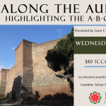 Along the Aurelian Wall: Highlighting the A-B-C's of Ancient Rome