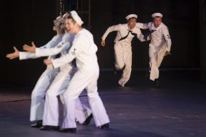 Jerome Robbins on Broadway with Debra Dickinson