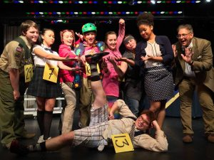 The 25th Annual Putnam County Spelling Bee at Insp...