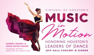 Virtuosi of Houston's Music in Motion Gala Conce...