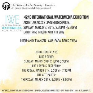 42nd International Watermedia Exhibition