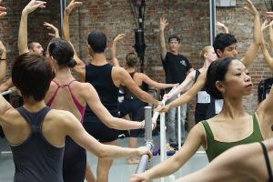 Modern Master Class and Auditions with Peridance C...