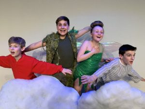 Neverland Comes to the Sugar Land Auditorium with ...