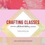 Czech Crafting Classes with Daniela Mahoney