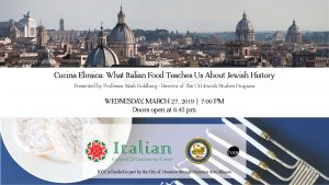 Cucina Ebraica: What Italian Food Teaches Us About...