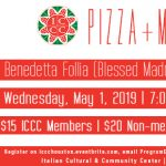 "Pizza + Movie Night: ""Benedetta Follia"""
