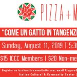 "Pizza + Movie Night: ""Come un gatto in tangenziale"""