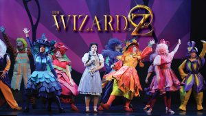 The Wizard of Oz Broadway Tour