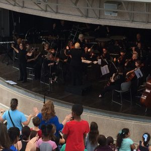 Family Concert Performance with Fort Bend Symphony...