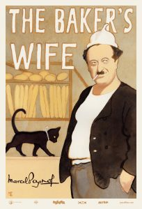 Five Funny French Films: The Baker's Wife (La fe...