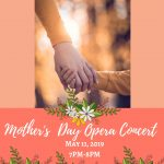 Mother's Day Opera Concert