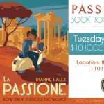 Passion For Joy Book Tour With Author Dianne Hales