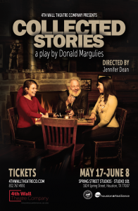 Collected Stories presented by 4th Wall Theatre Co...