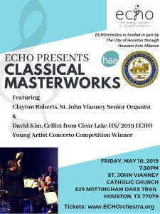 ECHO presents Classical Masterworks