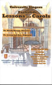Eastertide Lessons and Carols