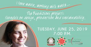 The Riedizioni project: thoughts on design, produc...