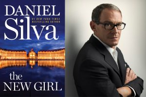 Author Talk with Daniel Silva