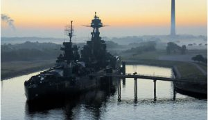 The Battleship TEXAS: A Century of Service