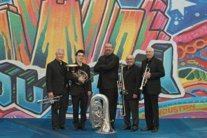 Patriotic Performance by Second Street Brass