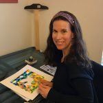 Quilling Workshop with Yocheved Stock