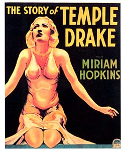 Cracking the (Pre) Code: The Story of Temple Drake
