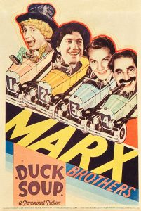 Cracking the (Pre) Code: Duck Soup