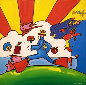 Peter Max - The Retrospective / Back To Woodstock ...