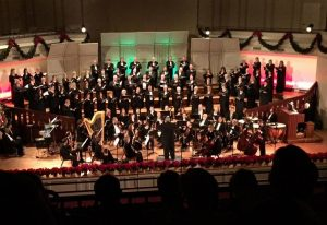 Auditions for Texas Master Chorale