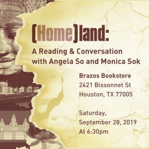 (Home)land: A Reading and Conversation with Angela...