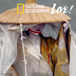 "Nat Geo LIVE! ""Stranger in a Strange Land"" - Photographer Jodi Cobb"