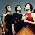 Music and Isolation: Aizuri Quartet