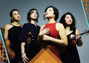 Music and Isolation: Aizuri Quartet