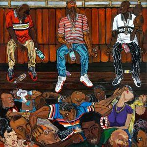 Lee's Congo Barre, New Paintings by El Franco Lee II