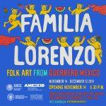 Familia Lorenzo Folk Art from Guerrero, Mexico