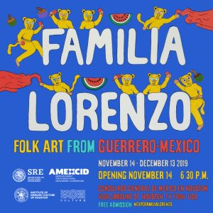 Familia Lorenzo Folk Art from Guerrero, Mexico