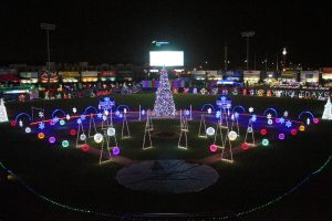 Sugar Land Holiday Lights sweetened by Imperial Sugar