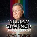 William Shatner, live on stage with The Wrath of Khan