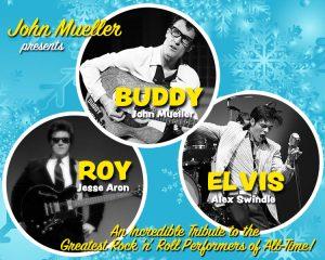 Buddy, Roy & Elvis
