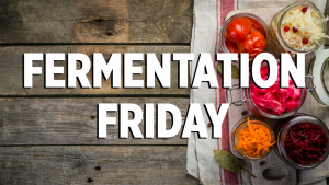 Fermentation Friday