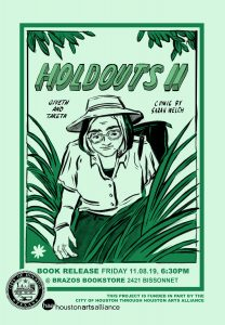 Holdouts II Comic Book Release