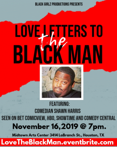 Love Letters to the Black Man