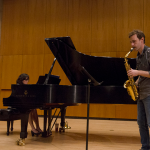 Faculty Recital: Dan Gelok, Tali Morgulis