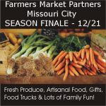 Farmers Market Missouri City Season Finale