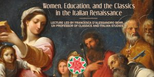 Women, Education, and the Classics in the Italian ...